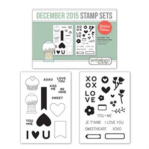 Picture of December Stamp Set